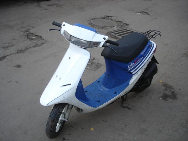 скутер honda б/у